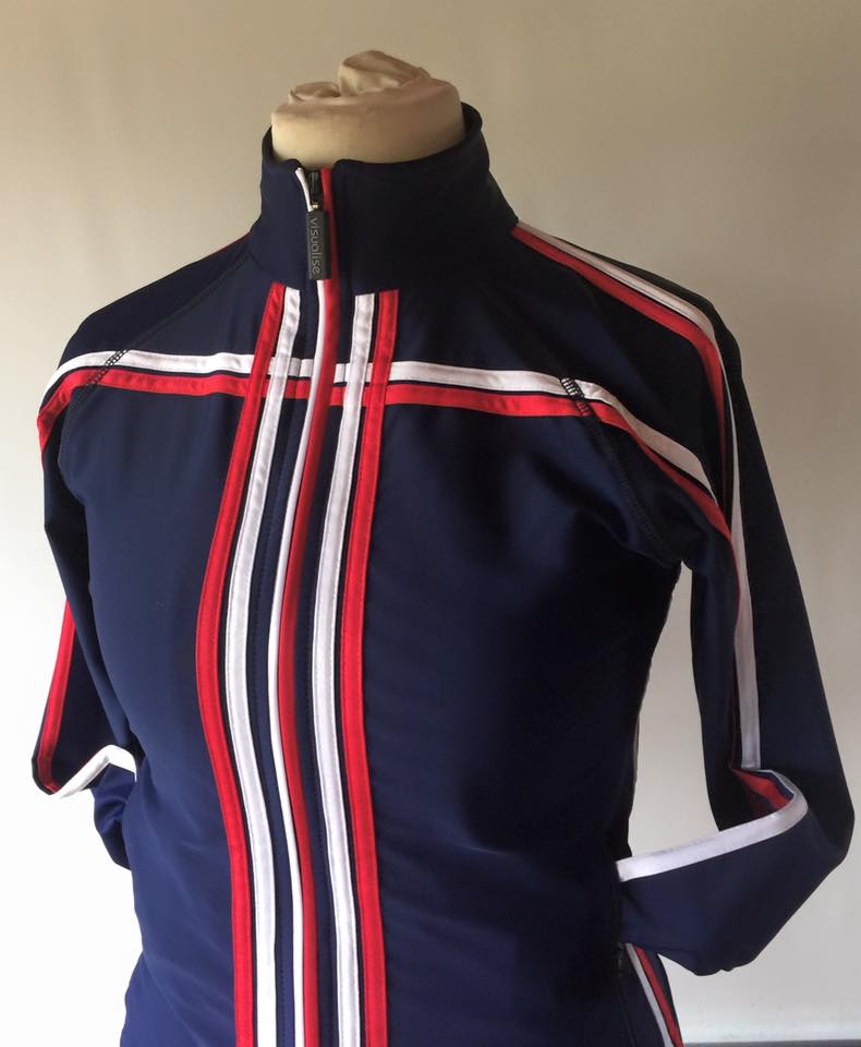 Visaulsie Training Jacket GB
